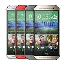 HTC One M8 32GB Factory Unlocked Phone Gray - Silver - Gold - Red