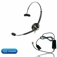 Jabra BIZ 1920 Direct Connect headset with smart cord