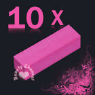 10 pcs Buffer Buffing Sanding Block File Acrylic Nail Art UV gel art tips 1024