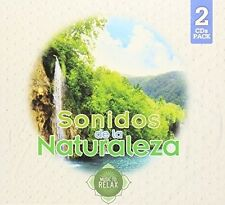 Sonidos De La Naturaleza [CD New]