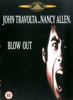 Blow Out - DVD - John Travolta - Brand New & Sealed