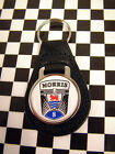 Leather Keyring for Morris 8 Eight