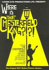 CHESTERFIELD KINGS - WHERE IS THE CHESTERFIELD KING? NEW DVD