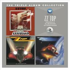 TRIPLE ALBUM COLLECTION [ZZ TOP] [1 DISC] NEW CD
