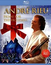 ANDRE RIEU: HOME FOR THE HOLIDAYS NEW BLU-RAY