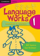 NEW Language Works Book 1 by Sue Bremner Paperback Book (English) Free Shipping