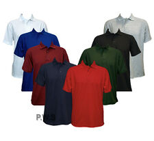 5 x Uneek Olympic Polo Shirt Work Wear Plain Style Unisex Short Sleeves (UC124)