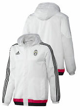 all weather kway Juventus Fc Adidas Giacca Allenamento Training Jacket Bianco