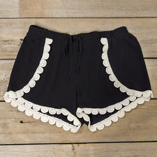 2015 Fashion Women Sexy Hot Pants Summer Casual Shorts High Waist Short Beach