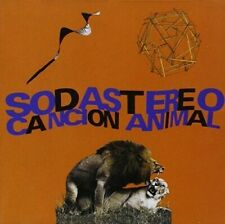 CANCION ANIMAL NEW CD