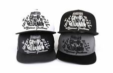 Snapback Illuminati Eyeball Rubber Getup Hiphop Baseball Cap Fashion Hat Visor