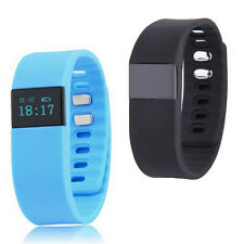 Sports Health Bluetooth Bracelet Fitness Smart Watch Calorie Pedometer Tracker