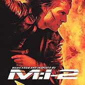 Mission: Impossible 2 [Original Soundtrack] (CD, May-2000)