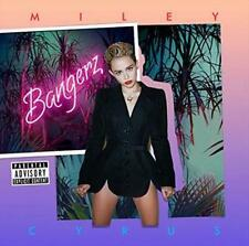 Bangerz - Miley Cyrus New & Sealed Compact Disc Free Shipping
