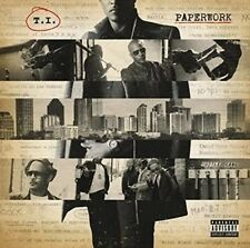 Paperwork - T.I. New & Sealed CD-JEWEL CASE Free Shipping