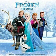 Frozen: the Songs - Various Artist New & Sealed CD-JEWEL CASE Free Shipping