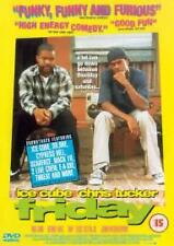 FRIDAY PART 1 DVD ICE CUBE CHRIS TUCKER Brand New and Sealed UK Original Release