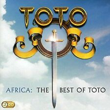 AFRICA: THE BEST OF TOTO [886975366323] NEW CD
