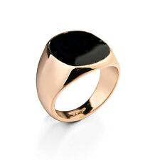 Free Shipping 18k Yellow Gold Plated Band Gold Fashion Men Ring