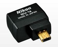 Nikon WU-1a Wireless Mobile Adapter for D3200 D3300 D5200 D5300 D7100 & Coolpix