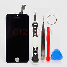 Replacement LCD Front Touch Screen Digitizer Assembly f iPhone 5 5S Black White