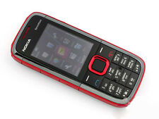 Nokia 5130 XpressMusic -Red&Blue(Unlocked) Cellular 2MP Classic Mobile Phone