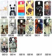 for DOOGEE Voyager2 DG310 Hard Case Cover Sexy Girl Tiger Lion Tower Butterfly