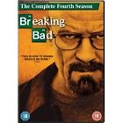 BREAKING BAD COMPLETE SERIES 4 DVD Brand New and Sealed Season UK Release