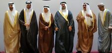 Saudi Arabian Royal Bisht With Golden Strips Different Colors Different Quality