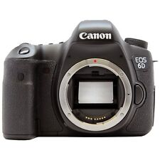 Canon EOS 6D DSLR Body /OR/ Kit with 24-105 f/4L IS USM Lens. Digital SLR Camera