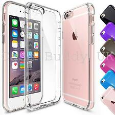 Transparent Clear Silicone Soft Gel Case for iPhone 6S / 6 Bumper Cover