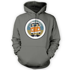 Bay Smiles Hooded Jumper -x12 Colours- Bay Bus Camper Surf