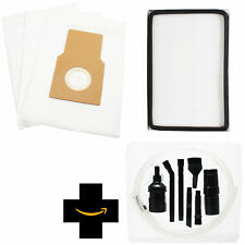 3 Vaccum Bags & 1 EF1 Filter for Kenmore 50688, 20-50690, 2050690 w/ Micro Kit