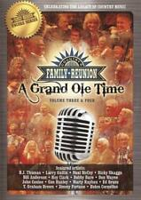 COUNTRY'S FAMILY REUNION ENCORE SERIES: A GRAND OLE TIME - VOLUME NEW