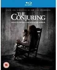 THE CONJURING NEW BLU-RAY