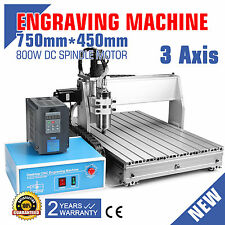 3-AXIS CNC 6040 ENGRAVER ROUTER ENGRAVER Drilling Carving Machine Copper Wood