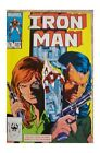 Iron Man #203 (Feb 1986, Marvel) Good