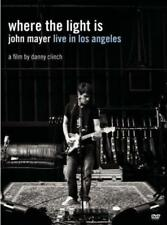 JOHN MAYER - WHERE THE LIGHT IS: JOHN MAYER LIVE IN LOS - NEW DVD