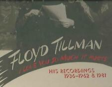 I LOVE YOU SO MUCH IT HURTS: HIS RECORDINGS 1936-1962 & 1981 * - NEW CD