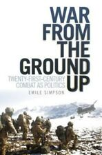 NEW War from the Ground Up by Emile Simpson Paperback Book Free Shipping
