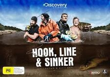 Discovery - Hook, Line & Sinker : Limited Collector's Edition - DVD Region 4 Bra