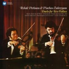 DUETS FOR TWO VIOLINS - NEW CD
