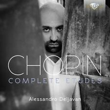 CHOPIN: COMPLETE ETUDES - NEW CD