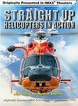FREE US SH (int'l sh=$0-$3) NEW DVD Straight Up - Helicopters in Action (Large F