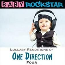 Lullaby Renditions of One Direction F - Rockstar Baby New & Sealed Compact Disc