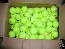50 used INDOOR HARD COURT  tennis balls = High Quality