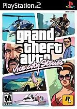 DISC ONLY NEAR MINT Grand Theft Auto Vice City Stories (Playstation 2) PS2