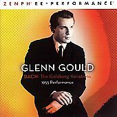 Bach: The Goldberg Variations [1955 Recording] Super Audio CD (CD, Sony...