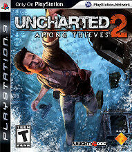 Uncharted 2: Among Thieves  (Sony Playstation 3, 2009)