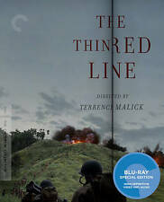 The Thin Red Line (Blu-ray Disc, 2010, Criterion Collection)
